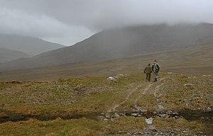 Erris - Bangor Way way-marked walking trail