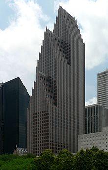 Il Bank of America Center di Houston