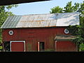 Barn viewed from Dreibelbis Station Bridge BerksCo PA.JPG