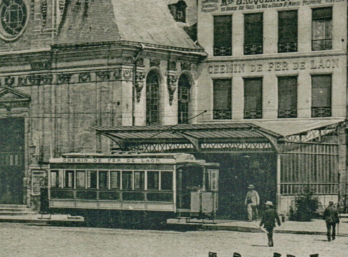 Tramway De Laon  U2014 Wikip U00e9dia