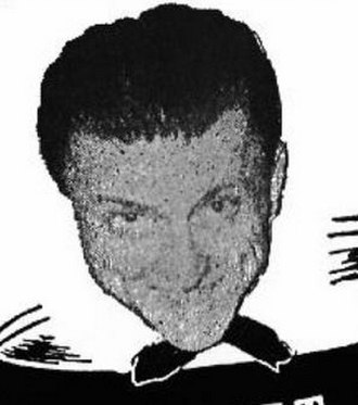 Barrett Deems - Barrett Deems in a 1944 advertisement
