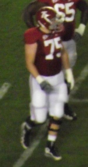 Barrett Jones - Jones in College.