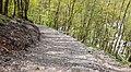 Barrier Branebuerg blocking hiking trail.jpg