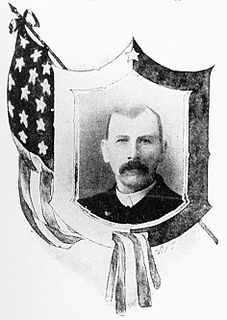 Bartholomew Diggins United States Navy Medal of Honor recipient