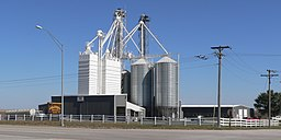 Bartlett, Nebraska Bartlett Foods mill.JPG