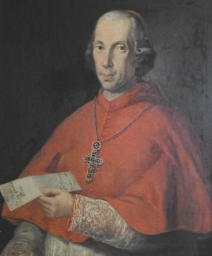 Bartolomeo Pacca - Cardinal Bartolomeo Pacca