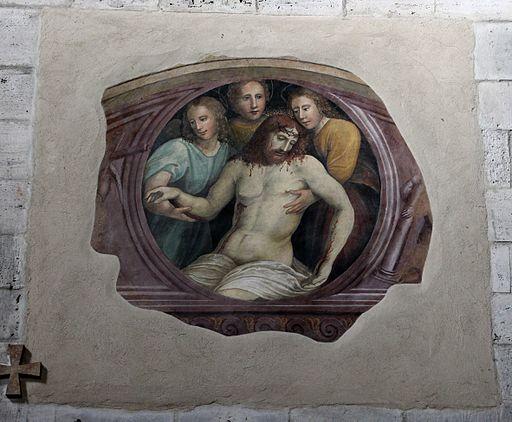 Bartolomeo neroni (attr.), pietà