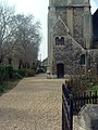 Base of tower at St Johns East Dulwich.jpg