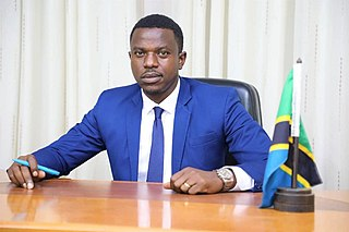 Innocent Bashungwa Tanzanian politician