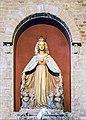 Basilica dei Santi Felice e Fortunato (Vicenza) - interior - Madonna della Misericordia.jpg
