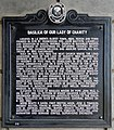 Basilica of Our Lady of Charity historical marker.jpg