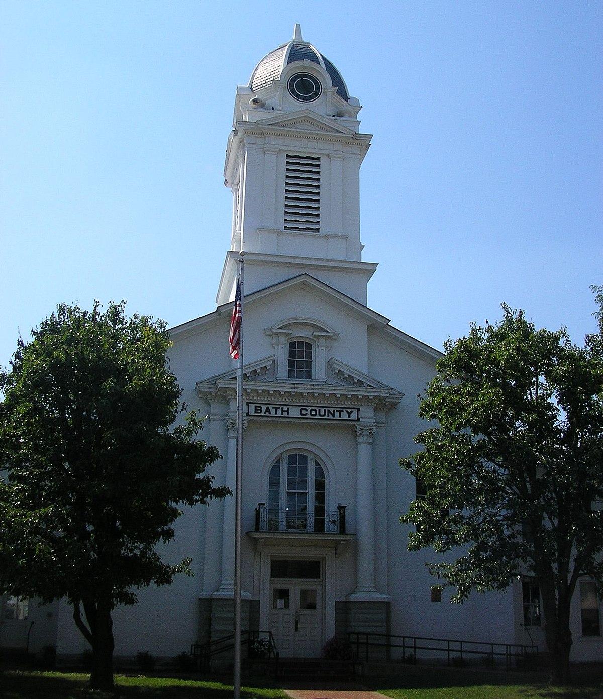 Bath County, Kentucky - Wikipedia