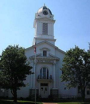 Bath County, Kentucky - Image: Bath county, kentucky courthouse