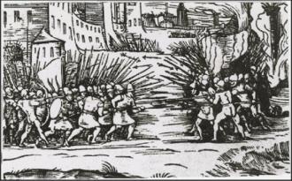Battle of Oranik (1456) - Battle of Oronichea