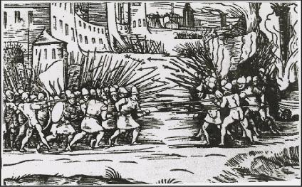 Battle of Oronichea