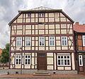 Baudenkmal Fachwerkwohnhaus mit Speicher Torstraße 1 in Dömitz IMG 8839.jpg