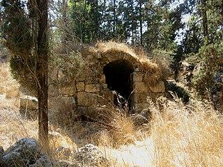 Bayt Susin Place in Ramle, Mandatory Palestine