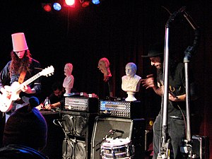 That 1 Guy - Silverman performing with Buckethead