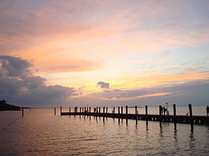 Key Largo - Sunset, Key Largo