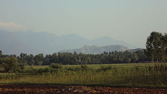 Poovankurichi - Image: Beautiful view of Podhigai