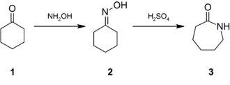 Caprolactam - The Beckmann Rearrangement