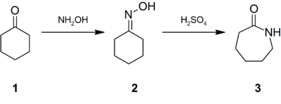The Beckmann Rearrangement