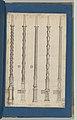 Bed Pillars, in Chippendale Drawings, Vol. I MET DP-14278-046.jpg