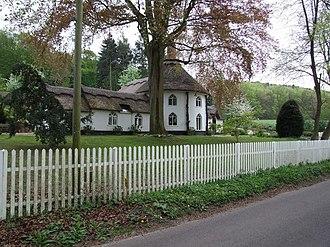 Costessey - Image: Beehive Lodge, Ringland Lane geograph.org.uk 412816