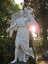 begraafplaats kranenburg, vorden engel
