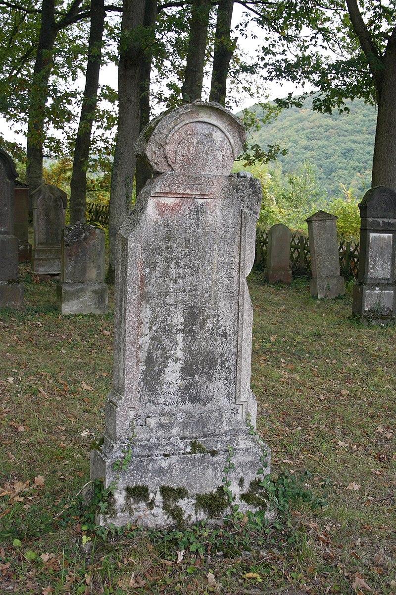 Beilstein (Mosel) Jüdischer Friedhof 176.JPG
