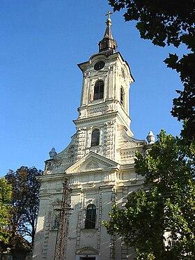 eglise catholique Sainte-Anne