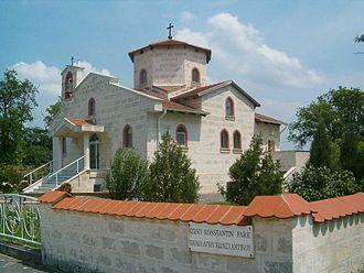 Beloiannisz - Orthodox church