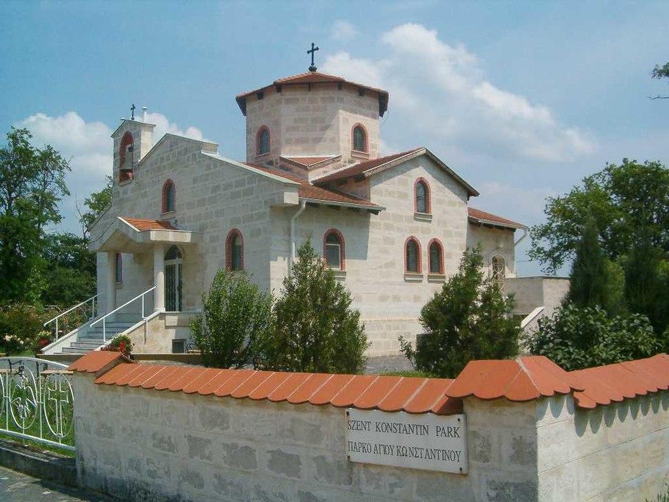 Beloiannisz church