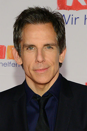 Ben Stiller - Stiller at the RTL-Spendenmarathon in 2014