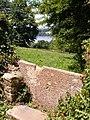 Benchmark on stone stile, Greenway Road - geograph.org.uk - 191216.jpg