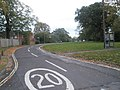 Bend in Riders Lane - geograph.org.uk - 1570418.jpg