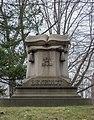 Benedict grave - Lake View Cemetery - 2014-11-26 (17355316919).jpg