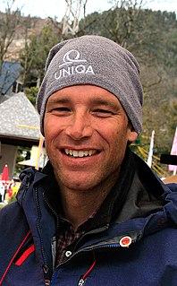 Benjamin Raich Austrian alpine ski racer