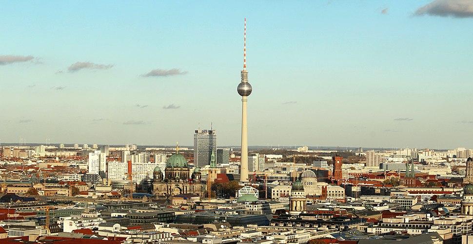 Berlin Panorama Mitte