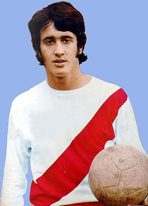 Norberto Alonso - Alonso in 1972