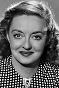 Black-and-white photo of Bette Davis from the 1938 film Jezebel.