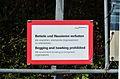 Betteln und Hausieren verboten, Schönbrunn Palace 01.jpg
