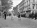Bezoek Luxemburgs groot-hertogelijk paar. Derde dag. Rotterdam, Bestanddeelnr 907-8117.jpg