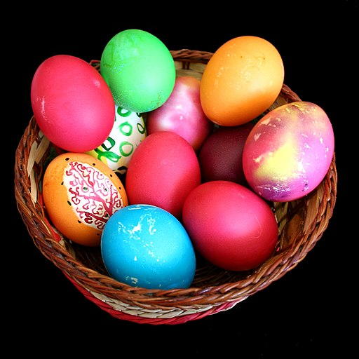 Bg-easter-eggs