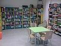"""Biblioteka """"Djura Jakšić"""" Železnik, prilaz 02.jpg"""