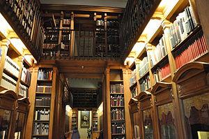 Bibliothèque-Musée de l'Opéra National de Paris - The library (2012)
