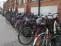 Bicycles Oulu Market Hall 20170728.jpg