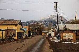 Arroyo Seco, New Mexico - Arroyo Seco