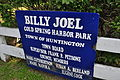 Billy Joel Cold Spring Harbor Park sign 01 (9356760338) (2).jpg