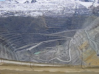 Bingham Canyon Reclamation Project